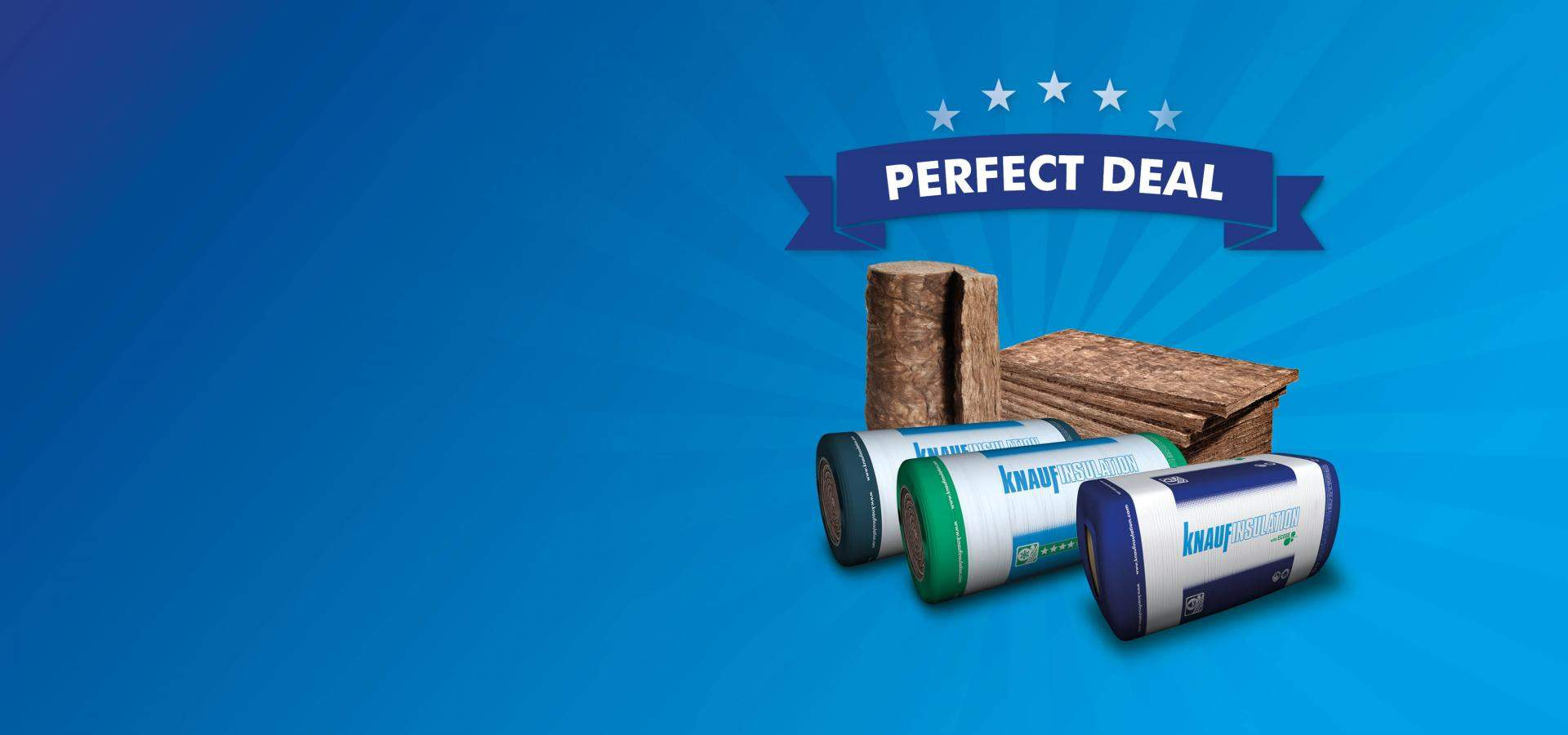 Perfect Deal Knauf
